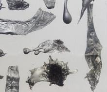 Cara aluminio en resina